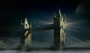Kurze englische Sprüche - Tower Bridge