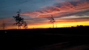 Sprüche für die Seele - Sonnenuntergang