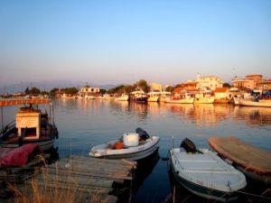 Sprüche zum Nachdenken über Gefühle - See mit Booten