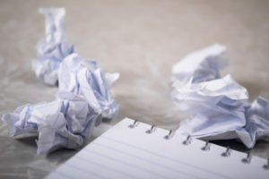 Enttäuschung Sprüche Papier
