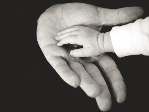 Familiensprüche - Hände