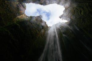 Tiefgründige Sprüche - Höhle